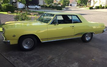 1965 Chevrolet Malibu Coupe for sale 101028131