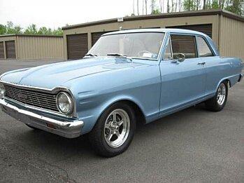 1965 Chevrolet Nova for sale 100827860