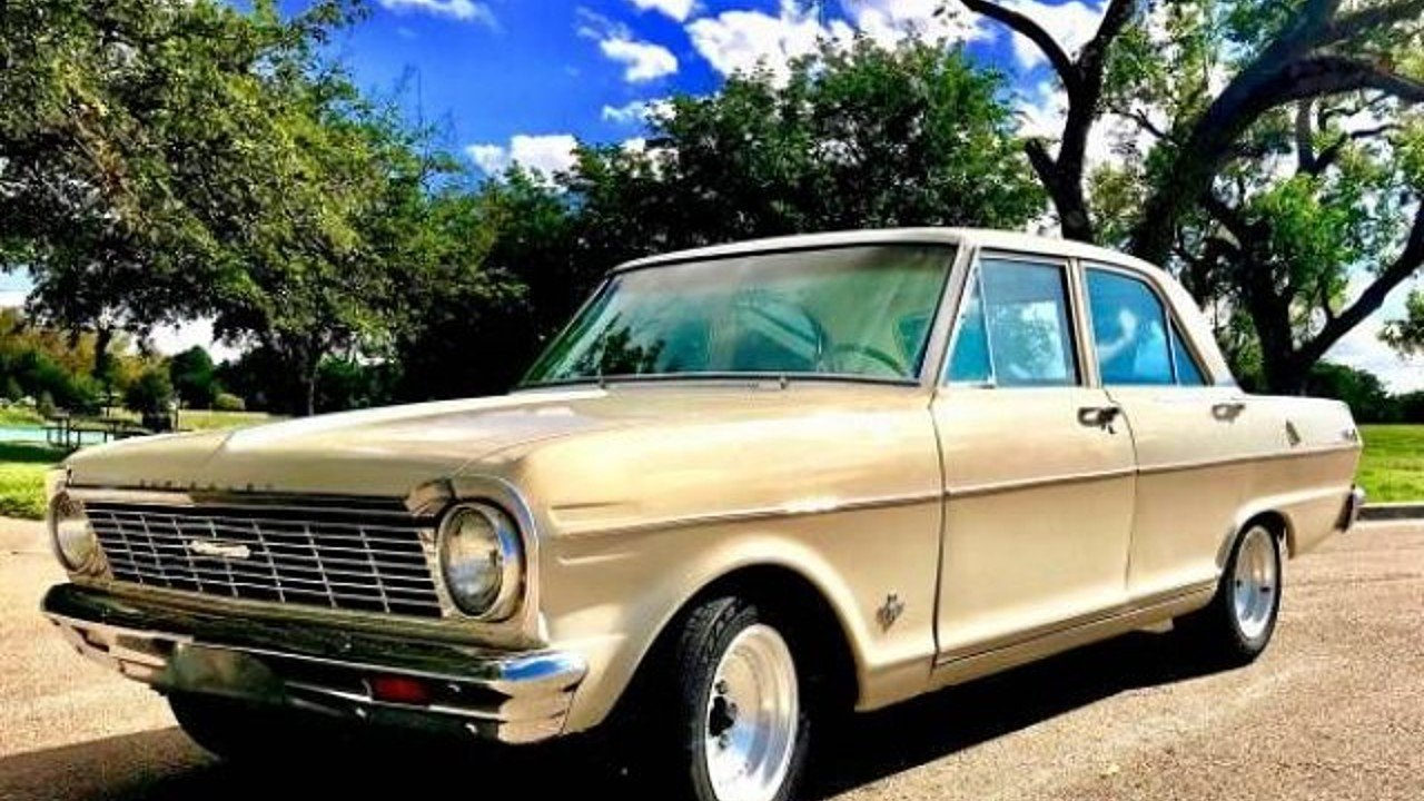 1965 Chevrolet Nova for sale 100940515