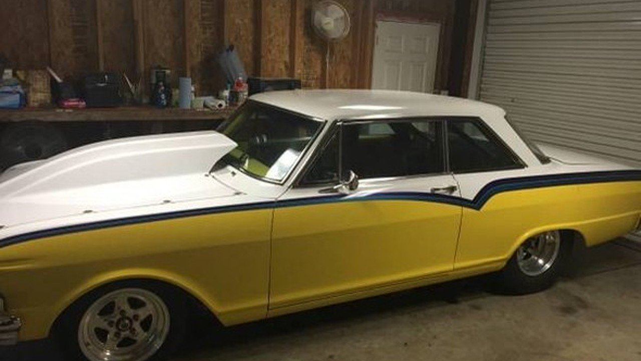 1965 Chevrolet Nova for sale near LAS VEGAS, Nevada 89119 - Classics ...