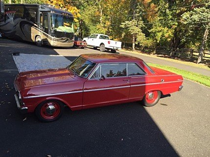 1965 Chevrolet Nova for sale 100722653