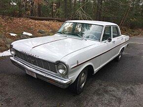 1965 Chevrolet Nova for sale 101002603