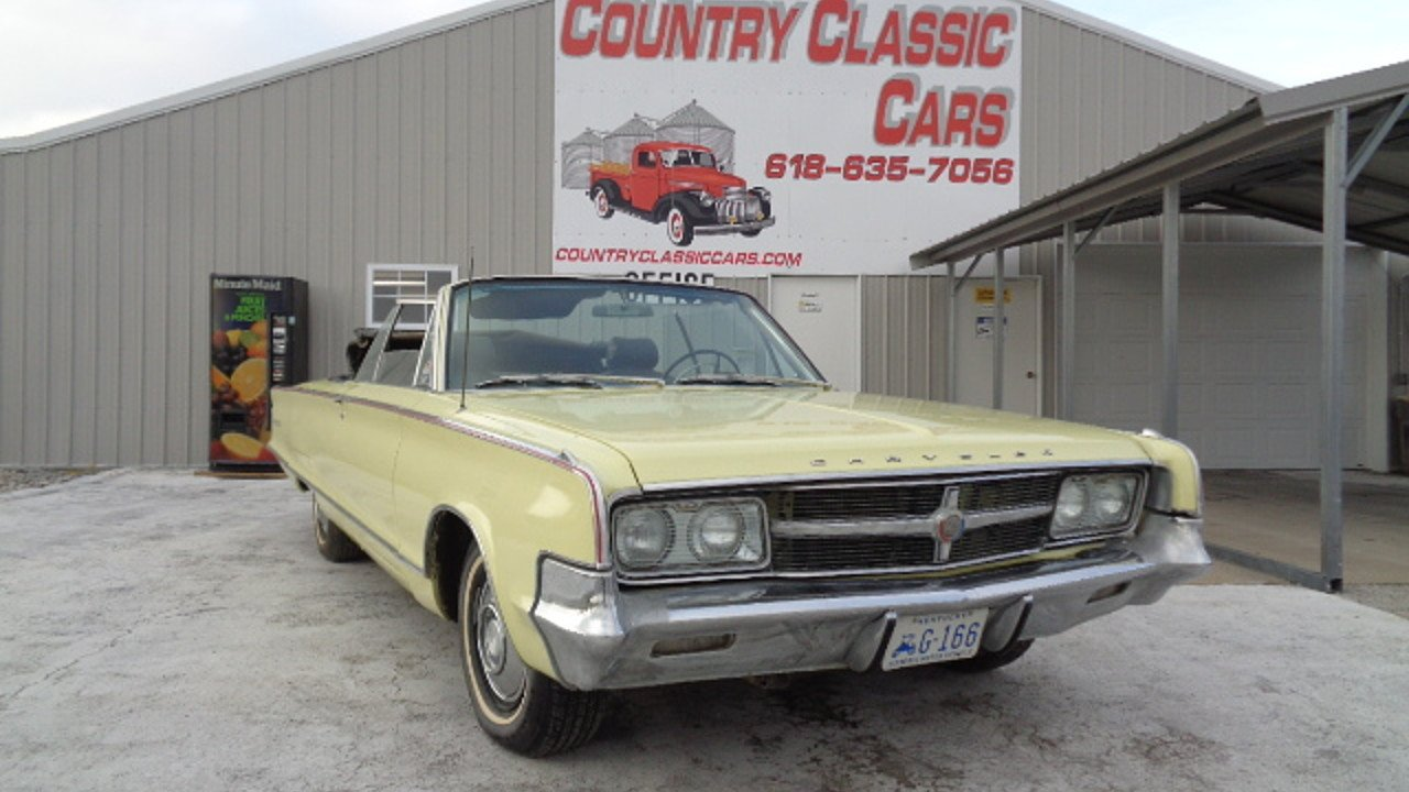 1965 Chrysler 300 for sale near Staunton, Illinois 62088 - Classics ...