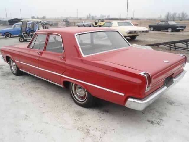 1965 dodge coronet 4 door