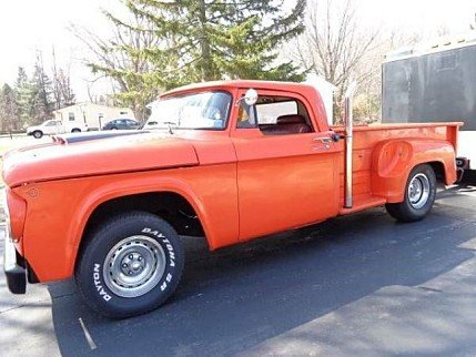 1965 Dodge D/W Truck for sale 100827847