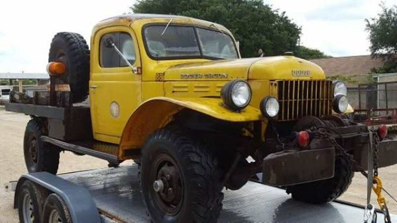 1965 Dodge Power Wagon for sale near Cadillac, Michigan ...