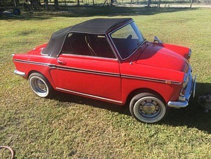1965 FIAT 500 for sale 100951634