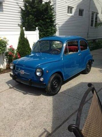 1965 FIAT 600 for sale 100911819