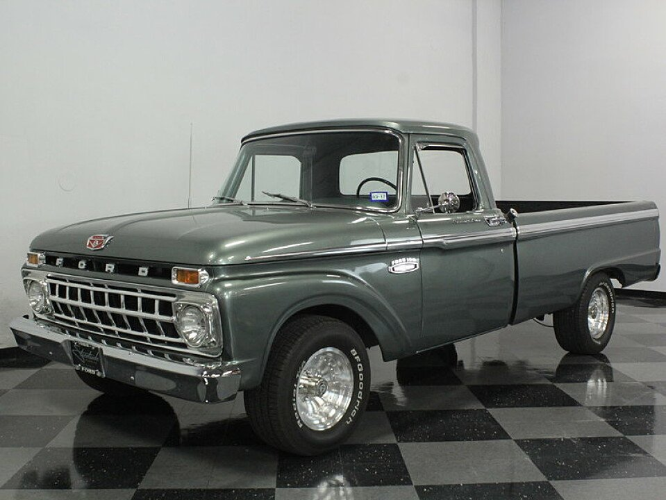 1965 ford f100 for sale near fort worth texas 76137 autotrader classics. Black Bedroom Furniture Sets. Home Design Ideas