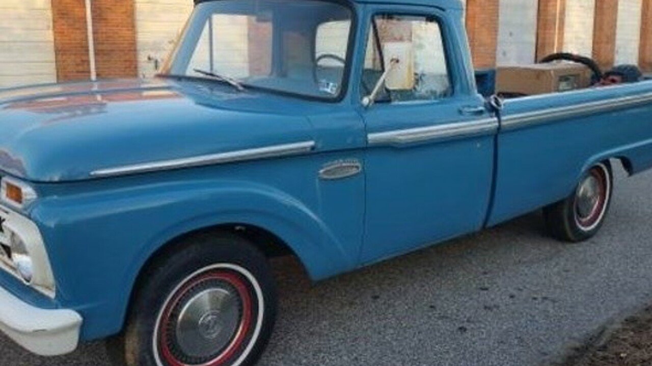 1965 Ford F100 for sale near LAS VEGAS, Nevada 89119 - Classics on ...