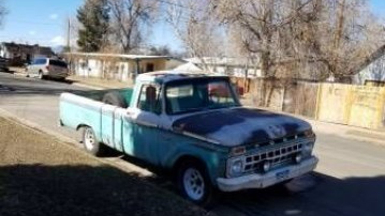 1965 Ford F100 for sale 100967610
