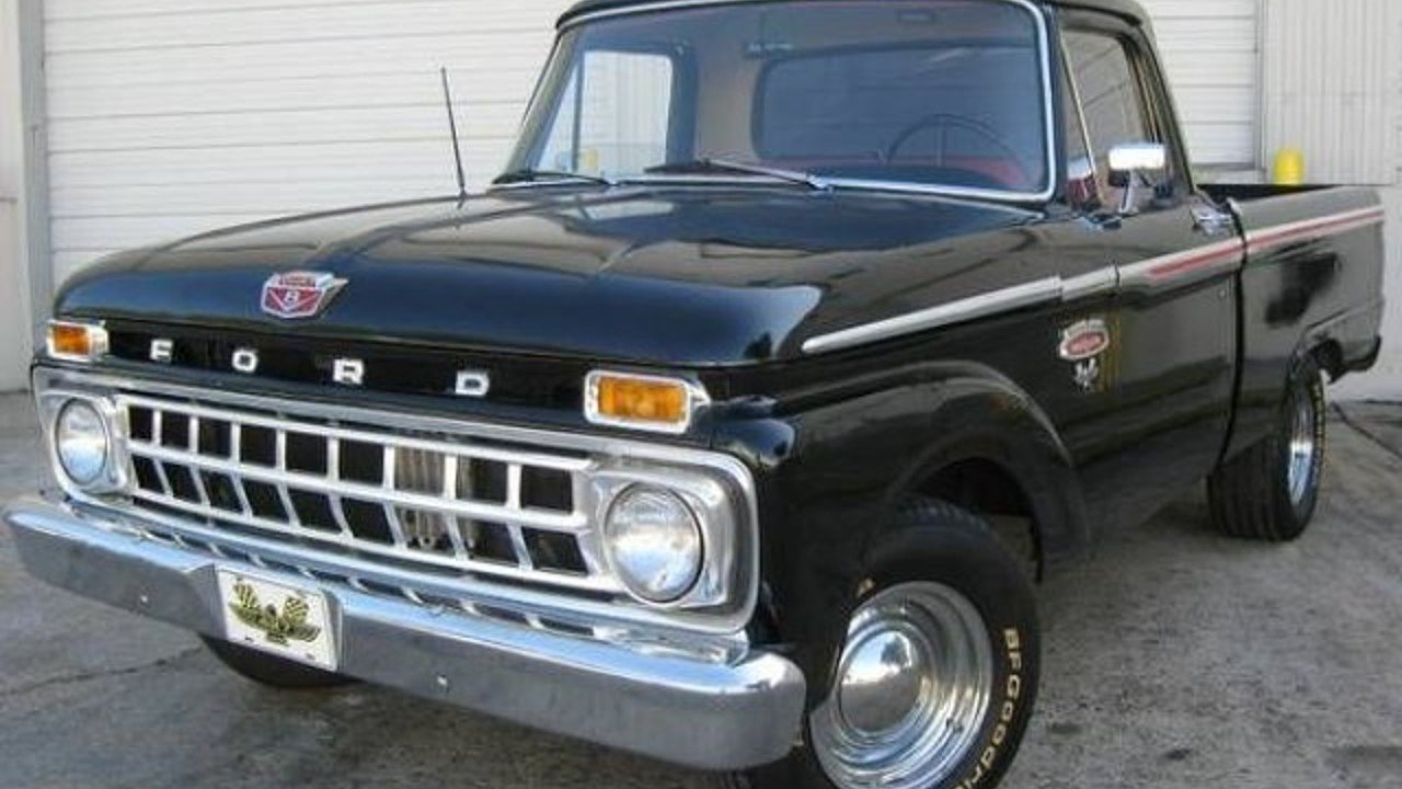 1965 Ford F100 for sale near Cadillac, Michigan 49601 - Classics on ...