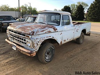 1965 Ford F100 for sale 101001271