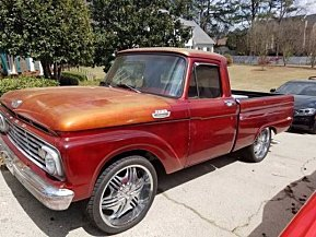 1965 Ford F100 for sale 100861744