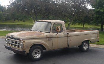 1965 Ford F100 for sale 100862535