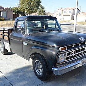 1965 Ford F100 2WD Regular Cab for sale 100880257