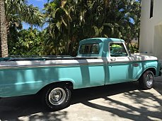 1965 Ford F100 2WD Regular Cab for sale 100883698