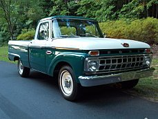 1965 Ford F100 2WD Regular Cab for sale 100896564