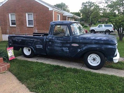 1965 Ford F100 for sale 100923598