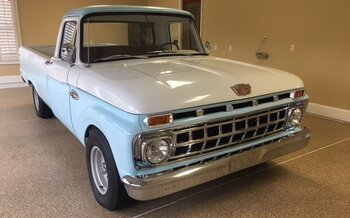 1965 Ford F100 2WD Regular Cab for sale 100934815