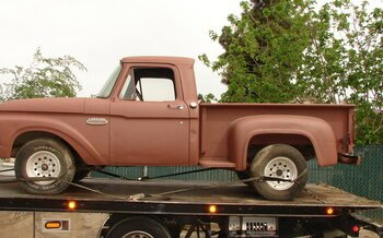 1965 Ford F100 2WD Regular Cab for sale 100976044
