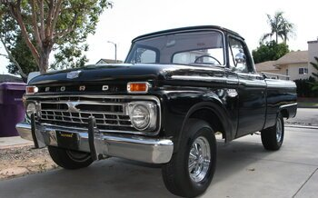 1965 Ford F100 2WD Regular Cab for sale 100997189