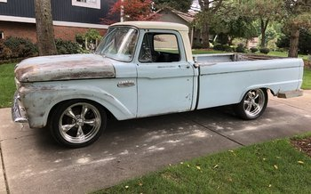 1965 Ford F100 2WD Regular Cab for sale 101014843