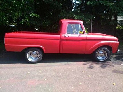 1965 Ford F100 for sale 101021936