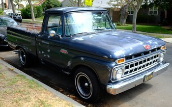1965 Ford F100 2WD Regular Cab for sale 101025577