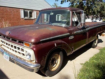 1965 Ford F250 for sale 100827807