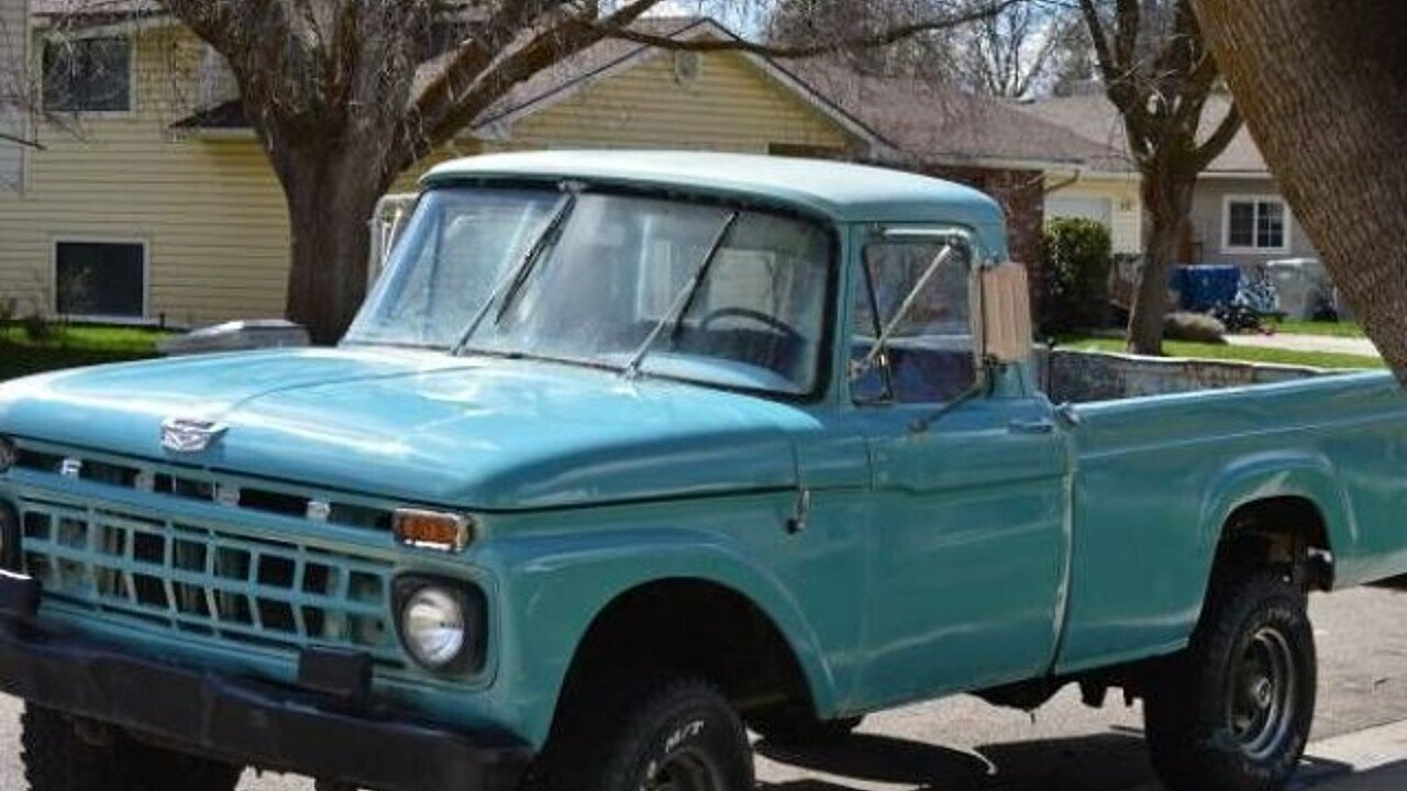 1965 Ford F250 for sale near Cadillac, Michigan 49601 - Classics on ...