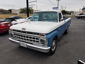 1965 Ford F250 2WD Regular Cab for sale 100956442