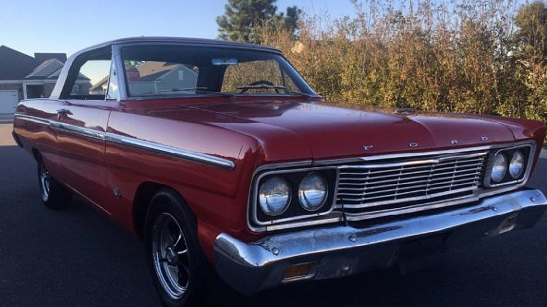 1965 Ford Fairlane for sale 101054283