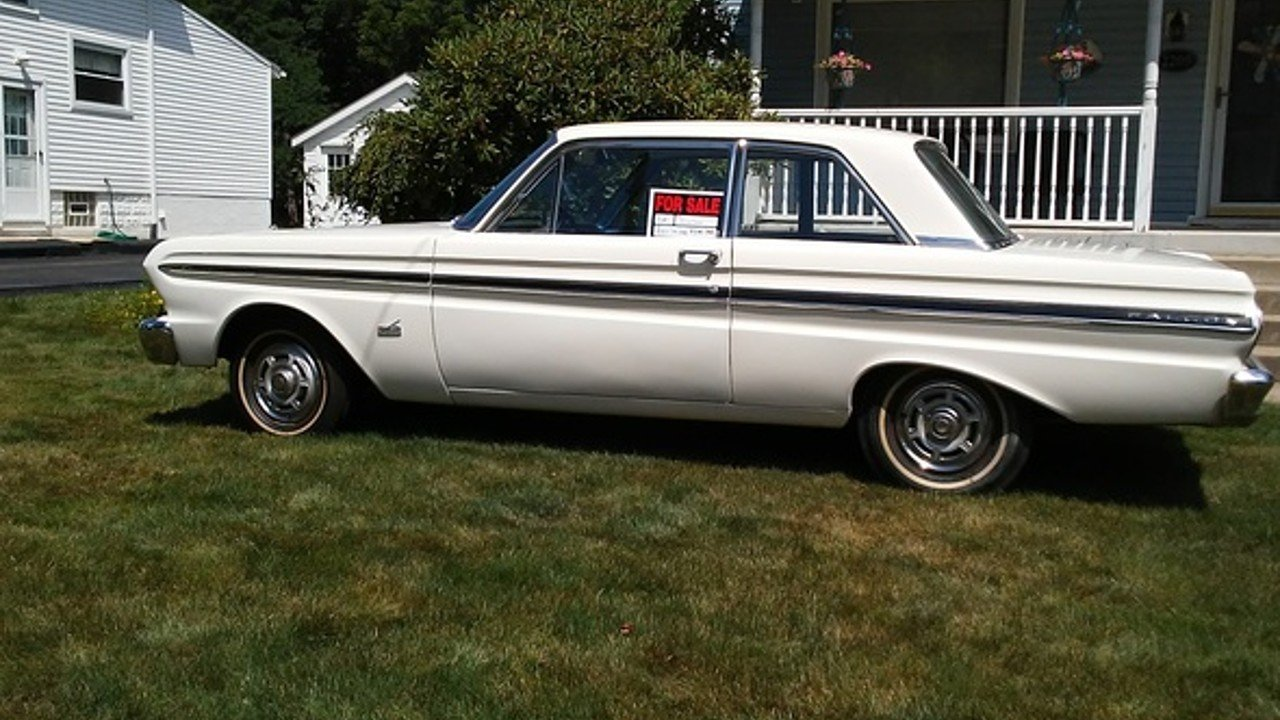 1965 ford falcon for sale near woodland hills california. Black Bedroom Furniture Sets. Home Design Ideas