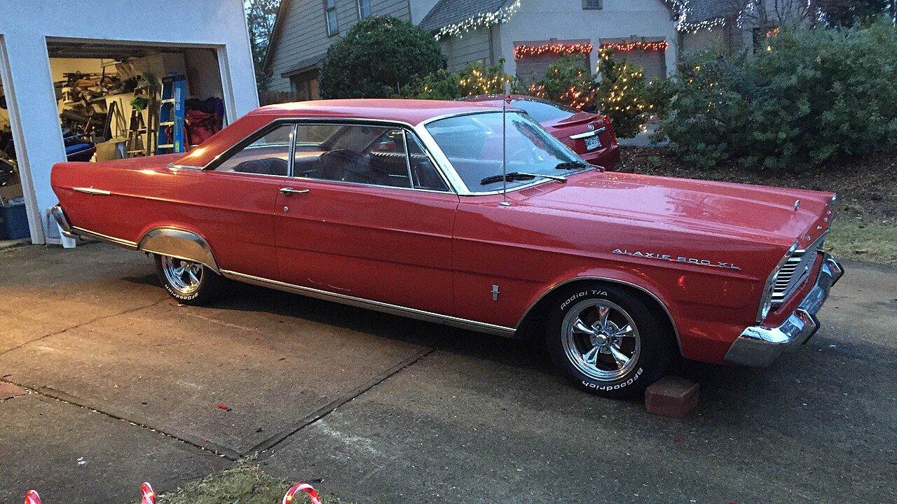 1965 Ford Galaxie for sale near Woodstock, Georgia 30189 - Classics ...