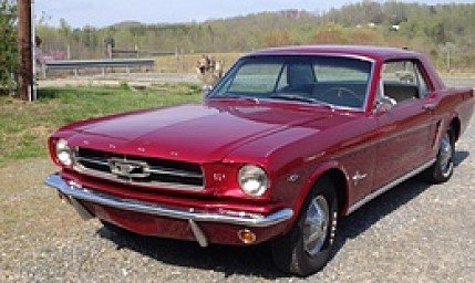 1965 Ford Mustang for sale 100758922