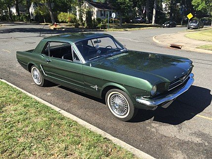 1965 Ford Mustang Coupe for sale 100768503