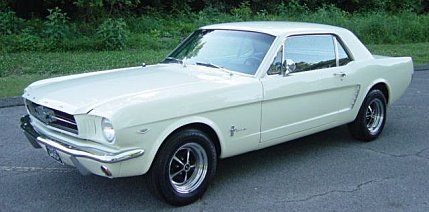 1965 Ford Mustang for sale 100770190