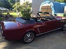 1965 Ford Mustang Convertible for sale 100771089