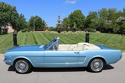1965 Ford Mustang for sale 100811752