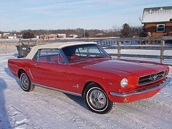 1965 Ford Mustang for sale 100839747