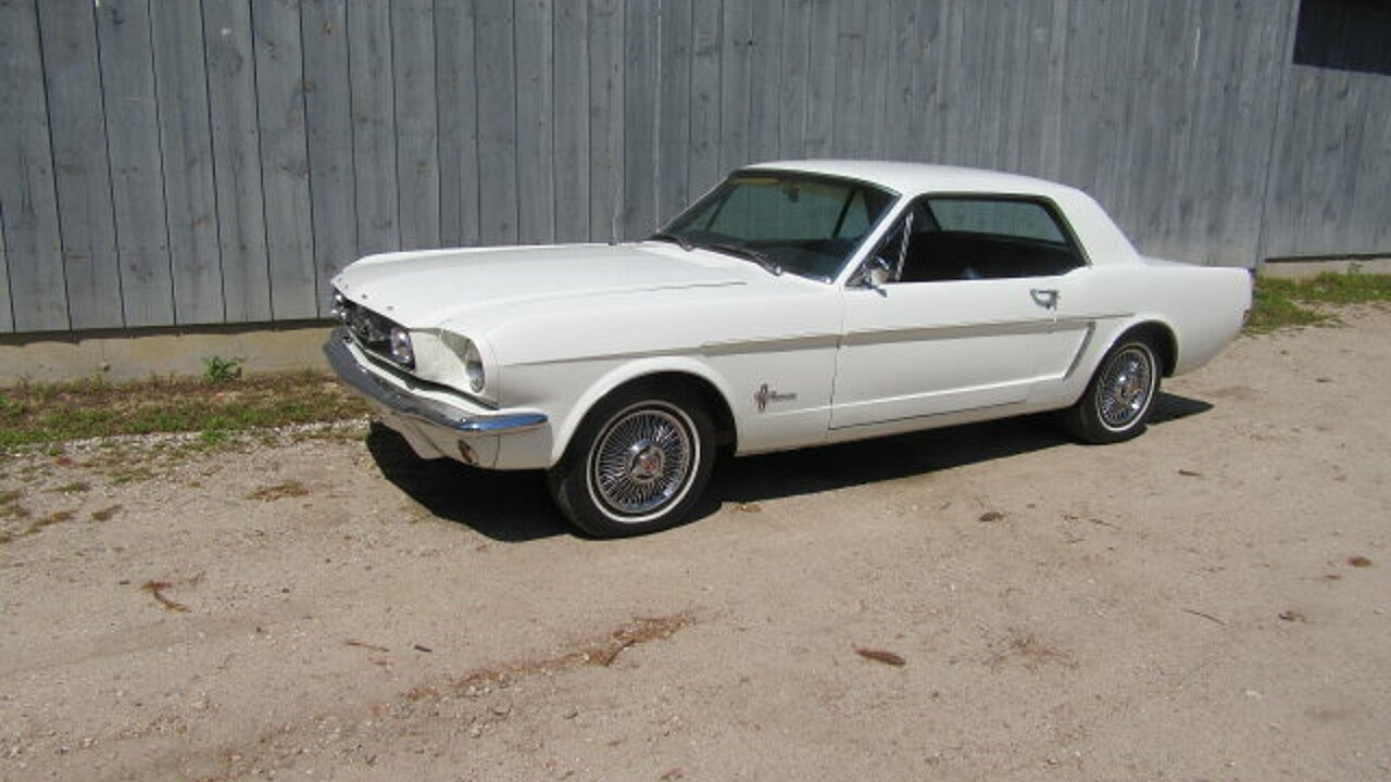 1965 Ford Mustang for sale near Freeport, Maine 04032 - Classics on ...