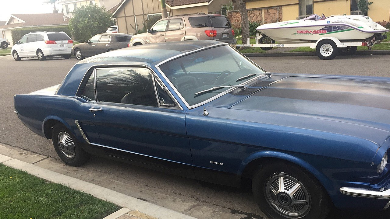 1965 Ford Mustang Coupe for sale 100924168