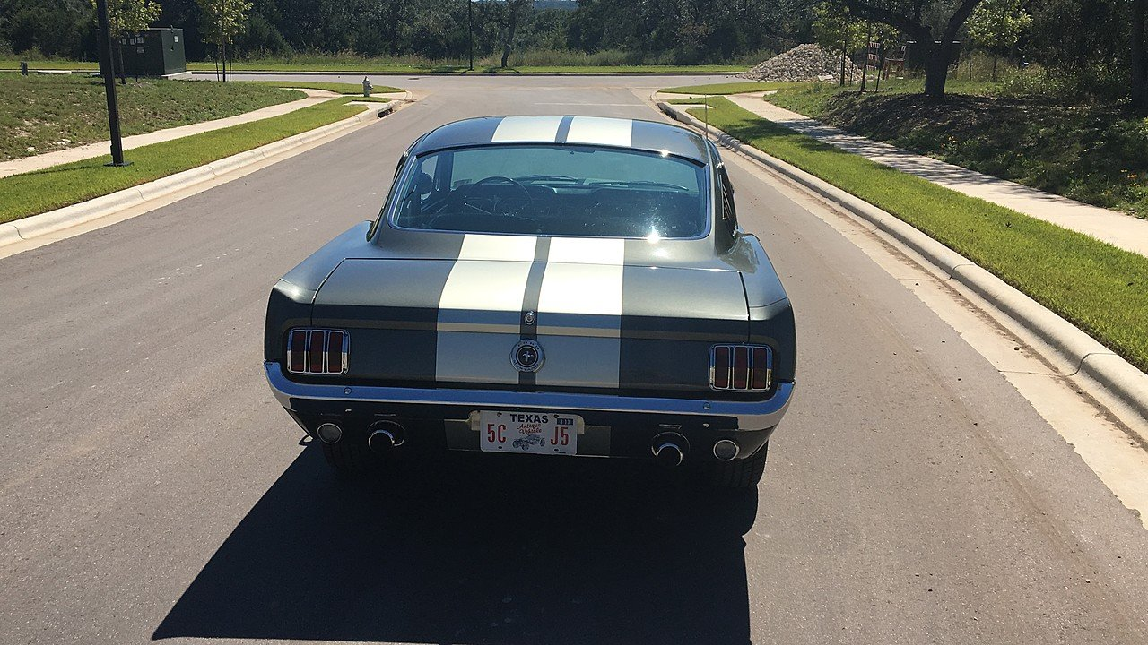 1965 Ford Mustang Fastback for sale near Austin, Texas 78739 ...