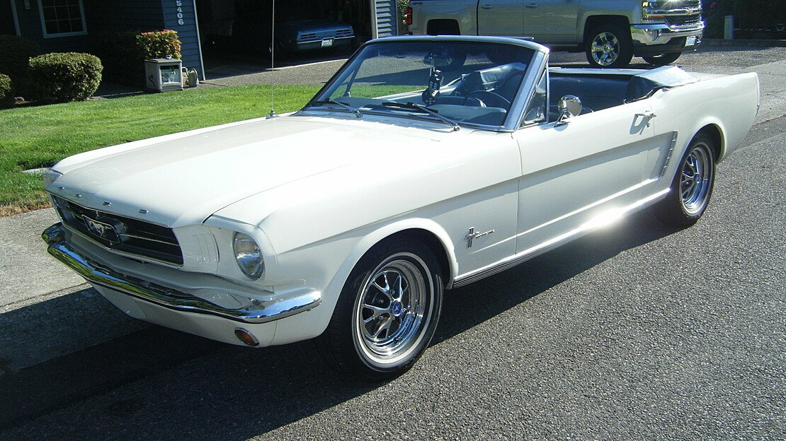 1965 Ford Mustang Convertible for sale 101011622