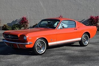 1965 Ford Mustang for sale 100731298