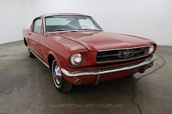 1965 Ford Mustang Fastback for sale 100774293