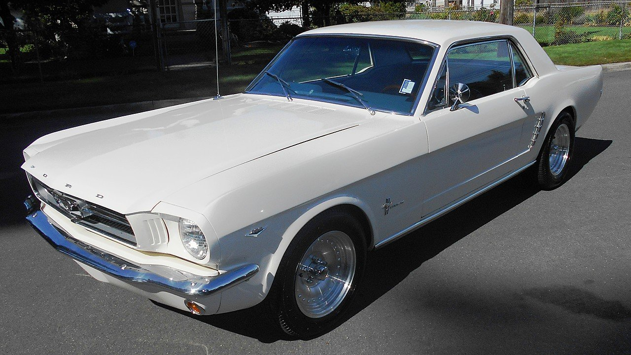 1965 Ford Mustang for sale 100790522