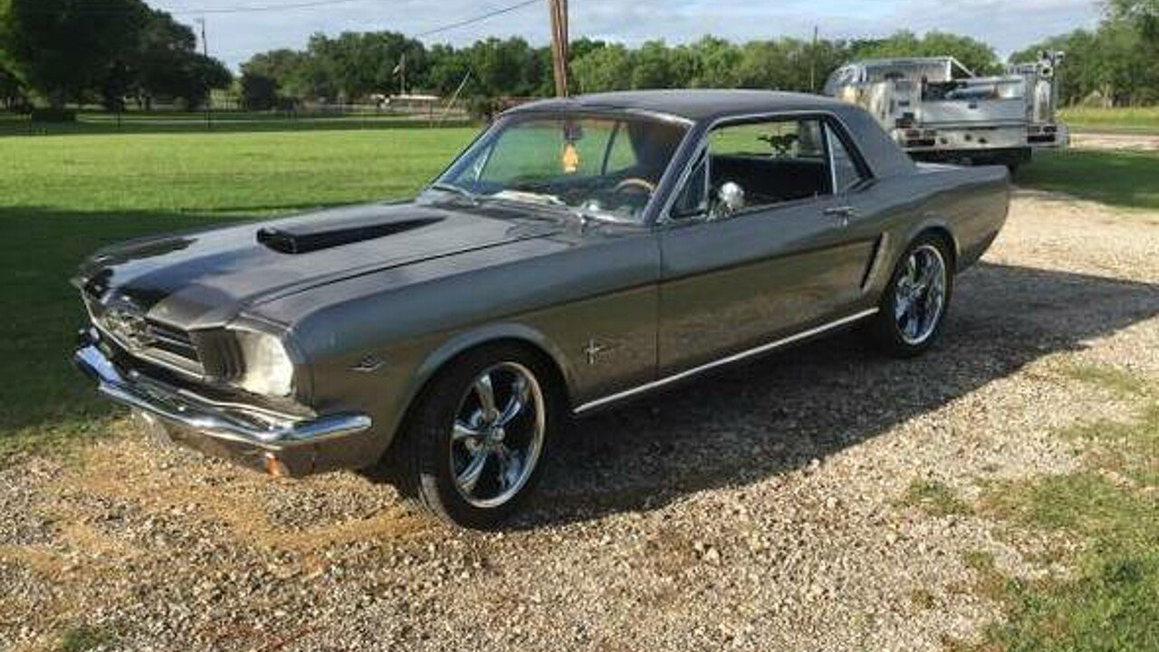 1965 Ford Mustang for sale 100791984