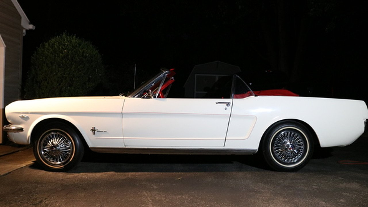 1965 Ford Mustang for sale 100795027